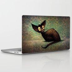 Funny Oriental Cat Laptop & iPad Skin