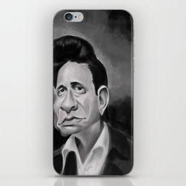 The Man in Black iPhone Skin