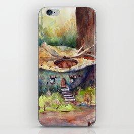 House in a turtleshell iPhone Skin
