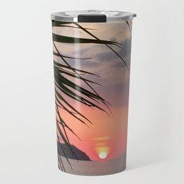 Costa Rica Sunset Travel Mug