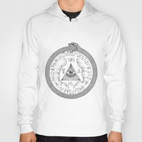 ouija Hoodies featuring Ouija by oracularcoven