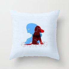 G_F Throw Pillow