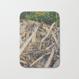 Forest Dam Bath Mat