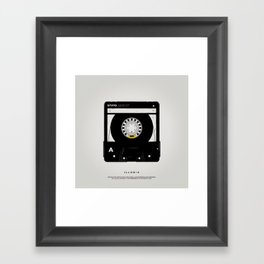 STV - Illogic A02 Framed Art Print