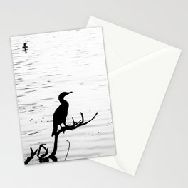 One for a Swim Stationery Cards
