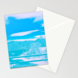 Winter Wanderland Stationery Cards