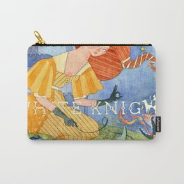 White Knight Carry-All Pouch