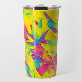 Bubble Gum Explosion Travel Mug