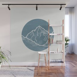 wilderness abstract Wall Mural