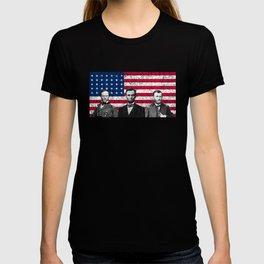 Sherman - Lincoln - Grant T-shirt