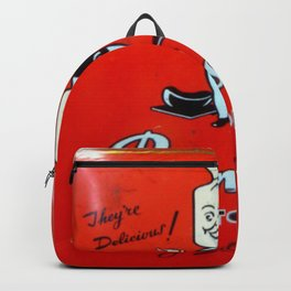"""Something Good from England"" Backpack"