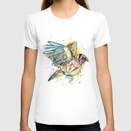 European Goldfinch  T-shirt
