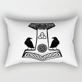 Mjolnir - Thor's hammer Rectangular Pillow
