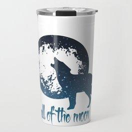 Call of the moon Travel Mug