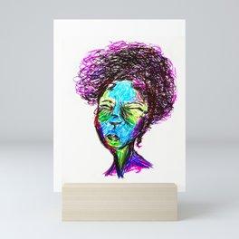No.21 Mini Art Print
