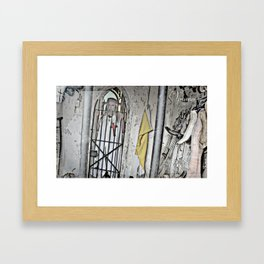 """VAMPLIFIED """"Yellow Fever"""" Framed Art Print"""
