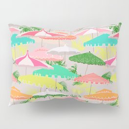 Palm Springs - poolside Pillow Sham