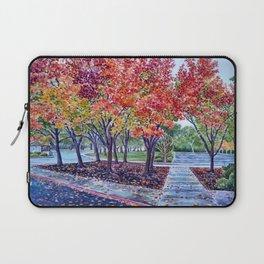 Late Autumn in Northern California Laptop Sleeve
