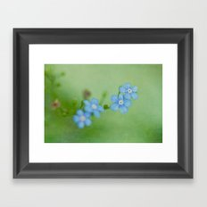 I've got the blue Framed Art Print