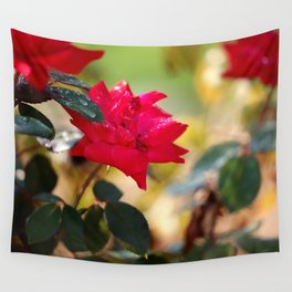 Raindrops Keep Falling Wall Tapestry