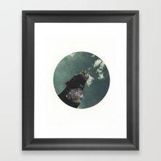 Wolf Sky Framed Art Print