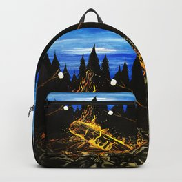Camp Fire Backpack