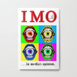 11111 Metal Print