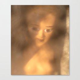 End-time Beauty Canvas Print