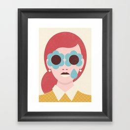 20/20 (1960s) Framed Art Print