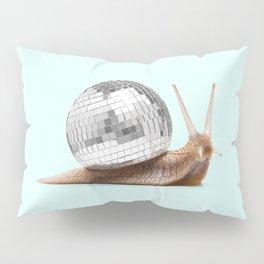 DISCO SNAIL Pillow Sham