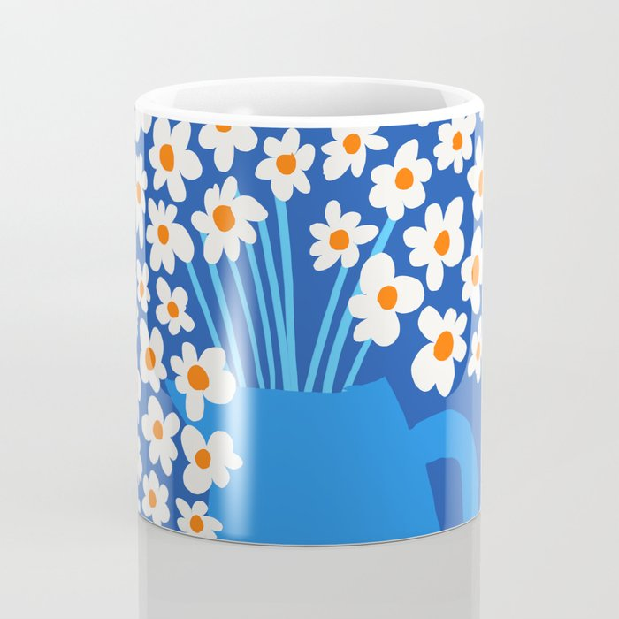 Abstraction_FLORAL_Blossom_001 Coffee Mug