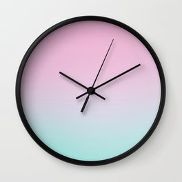 Sweet Candy Abstract Wall Clock
