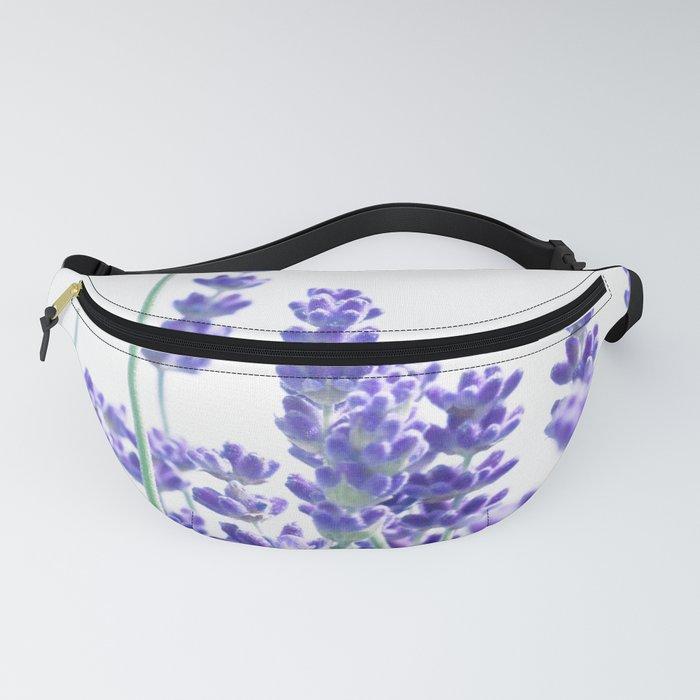 Fresh Lavender #1 #decor #art #society6 Fanny Pack