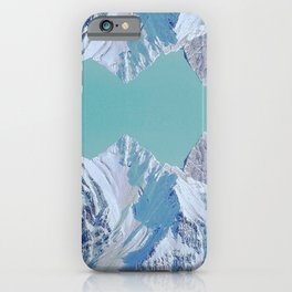 Falling. iPhone Case