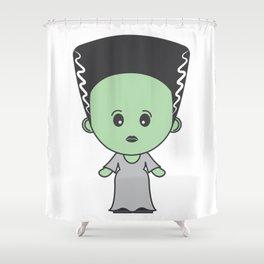 Bride of Fredenstein Shower Curtain