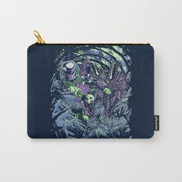 Welcome to the jungle (neon alternate) Carry-All Pouch