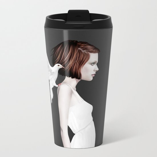 Only You Metal Travel Mug
