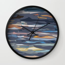 Regatta Wall Clock
