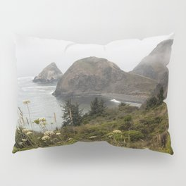 View of Sisters Rock Pillow Sham