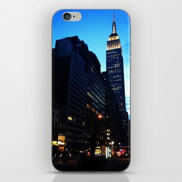 Welcome to NYC iPhone Skin