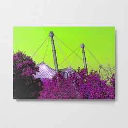 Architectural Shapes #9 Metal Print