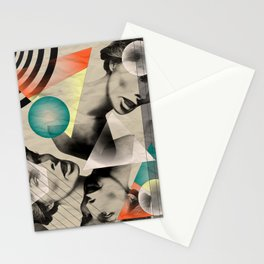 monologue Stationery Cards