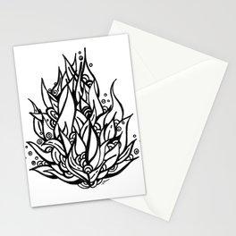 Planta Loca Stationery Cards