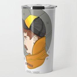 Iudas Iscariotes Travel Mug
