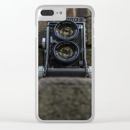 Want Clear iPhone Case