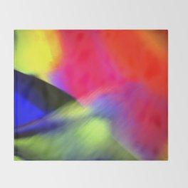 Aurore Australe Throw Blanket