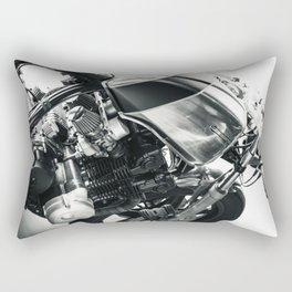 Coffee Racer Rectangular Pillow
