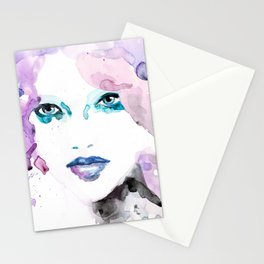 Rosa (pink) one Stationery Cards