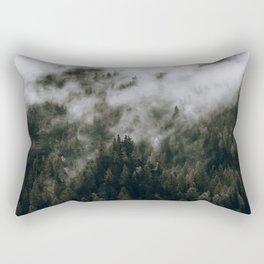 Into the Wild XI / Dolomites, Italy Rectangular Pillow