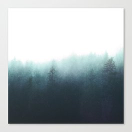 Tell me what's the secret Canvas Print